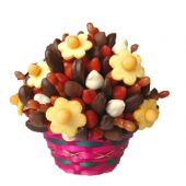 Fruitful Chocolate Bouquet