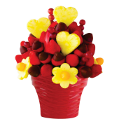 chocolate fruit bouquet