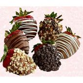 Chocolate Covered Strawberries Gift Box