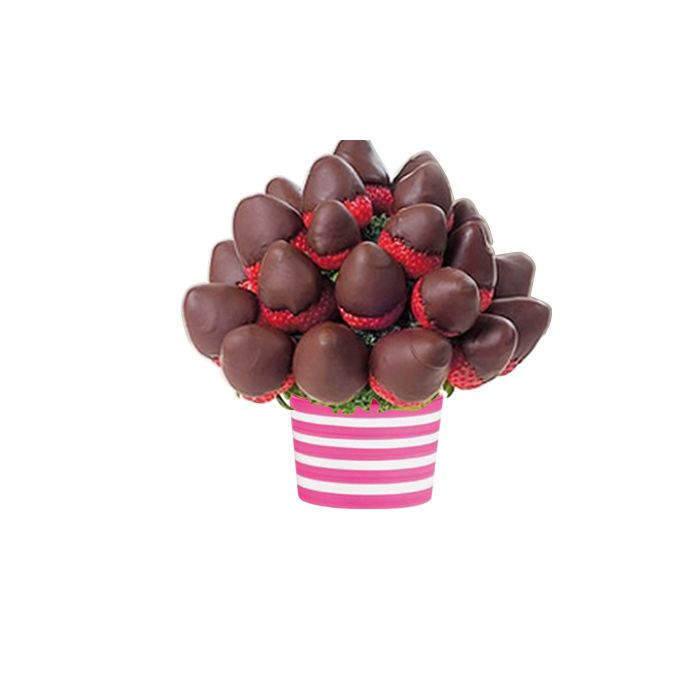 Chocolate Dipped Strawberries Bouquet Chocolate Strawberries