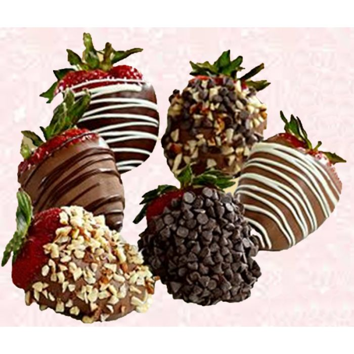 Chocolate Covered Strawberries Gift Box Fruitful Occasions